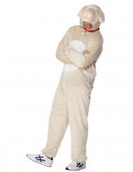 Costume pecora adulti