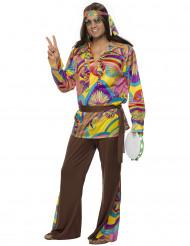 Costume hippy uomo