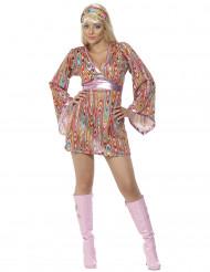Costume hippy donna