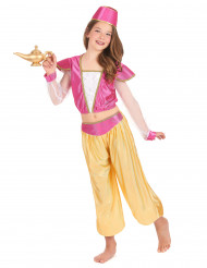 Costume ballerina orientale deluxe bambina