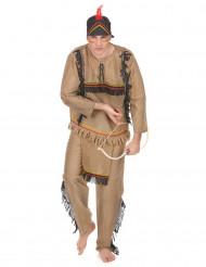 Costume indiano con frange per uomo