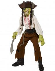 Costume pirata mostro bambino Halloween