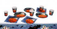 Kit tavola zucca Halloween