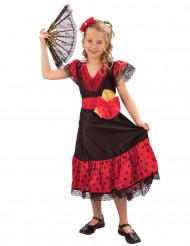 Costume spagnolo bambina