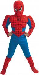 Costume Spiderman™ muscoloso ragazzo