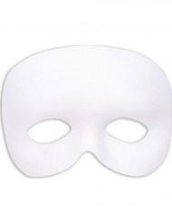Metà maschera adulto