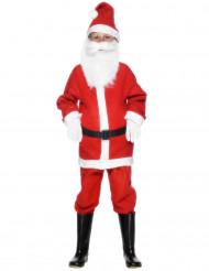 Costume da Babbo Natale con cintura per bambino
