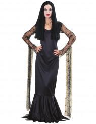 Costume Morticia™ Famiglia Addams™ donna