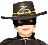 Cappello zorro bambino
