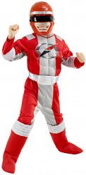 Costume da Power Rangers™ rosso per bambino