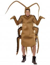 Costume scarafaggio disgustoso adulto