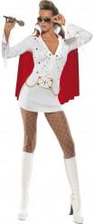 Costume Elvis Presley™ donna