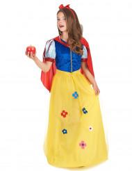 Costume principessa da fiaba per bambina