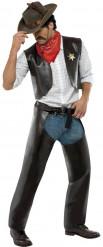 Costume cowboy Village People™ uomo