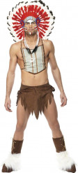 Costume indiano Village People™ uomo