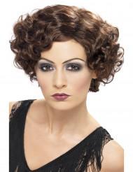 Parrucca ondulata donna