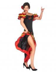 Costume ballerina flamenco donna