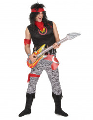 Costume rock star uomo