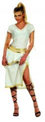 Costume da Dea greca della passione per donna