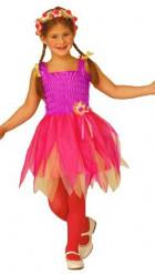 Costume da fatina ballerina per bambina