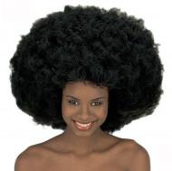 Maxi parrucca afro adulto