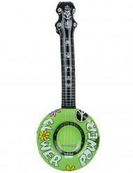 Banjo gonfiabile hippie