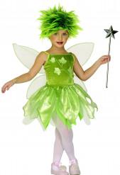 Costume fata dei boschi bambina