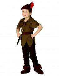 Costume ragazzo dei boschi bambino