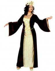 Costume principessa medievale