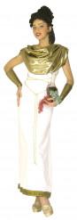 Costume dea dorata romana donna