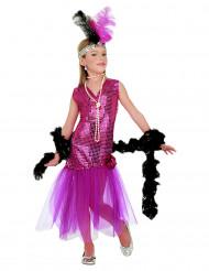 Costume charleston vila per bambini
