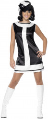 Costume groovy anni 60 donna