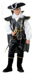 Costume da capitano pirata per bambino