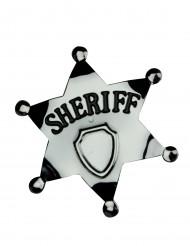 Stella da sceriffo in metallo