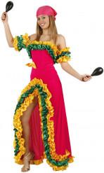Costume ballerina rumba donna