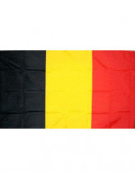 Bandiera tifoso Belgio