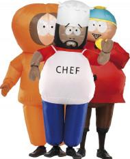 Costume trio ufficiale Kenny, Chef e Cartman di South Park