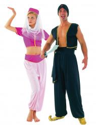 Costume coppia orientale