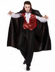 Costume da vampiro uomo Halloween