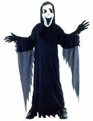Costume da maschera assassina bambino Halloween