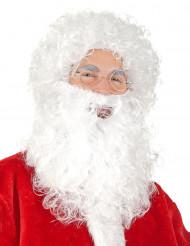 Barba e parrucca da Babbo Natale