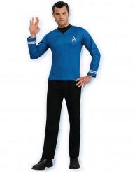 Costume maglia blu Star Trek™ uomo
