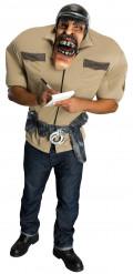 Costume poliziotto Big Bruiser uomo