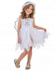 Costume angelo principessa bambina