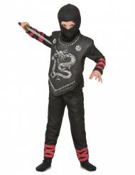 Costume ninja drago bambino