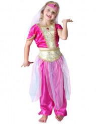 Costume da odalisca danzatrice orientale bambina