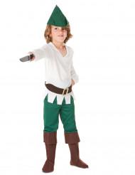 Costume bambino dei boschi