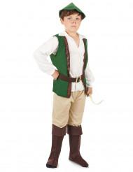Costume da bambino dei boschi