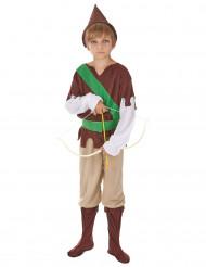 Costume da bandito dei boschi per bambino