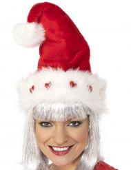 Image of Berretto di Natale di lusso adulto